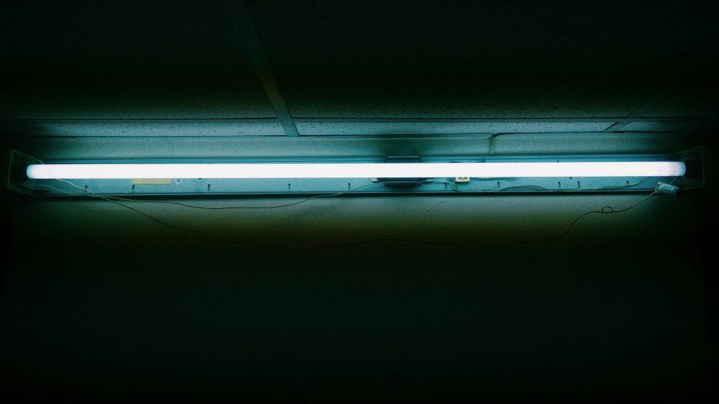 tubo fluoroescente