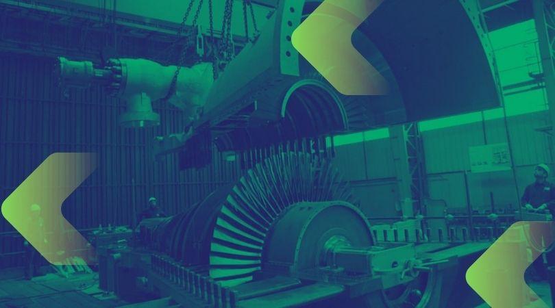 turbina a vapor qué es?